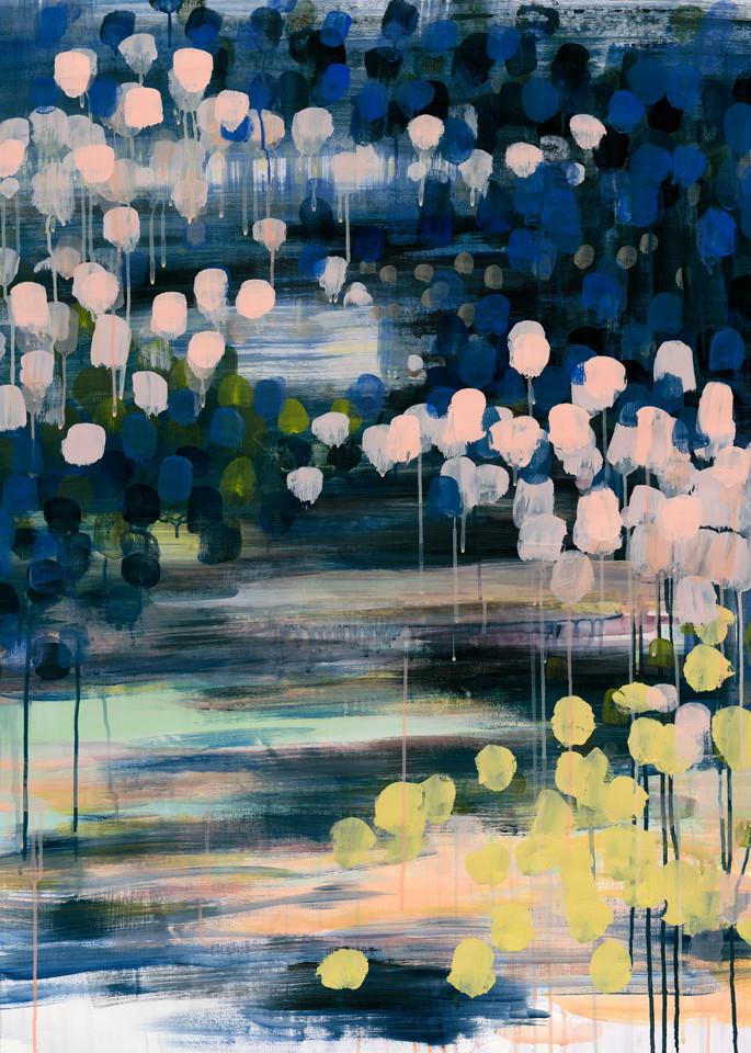 Night Lights - Canvas Print
