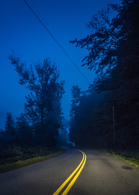 Photography, Vermont, nocturne. predawn, nightscape, new england