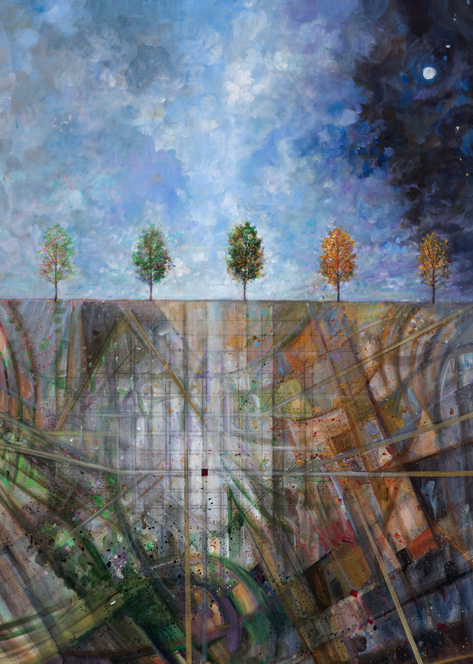 Grand View: Lancaster City And County Art | Freiman Stoltzfus Gallery