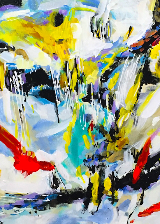 Can It Make Your Dopamine Levels Go Crazy? Art | Charles Wallis