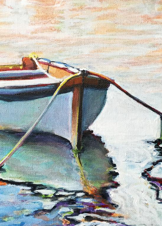 Row Boat #31 Art   Charles Wallis