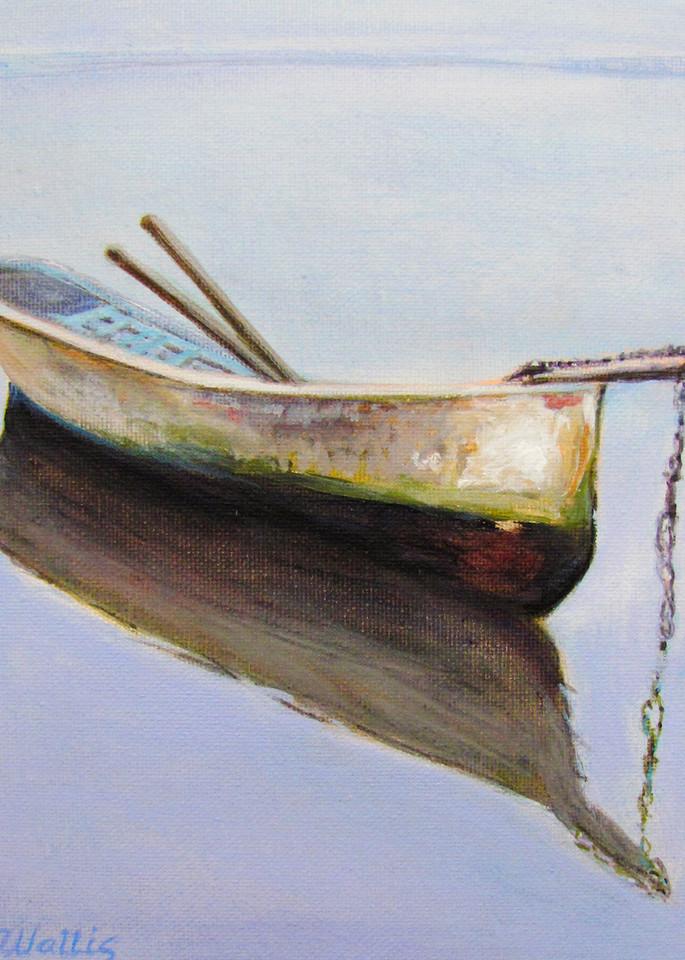 Row Boat #14  Art | Charles Wallis