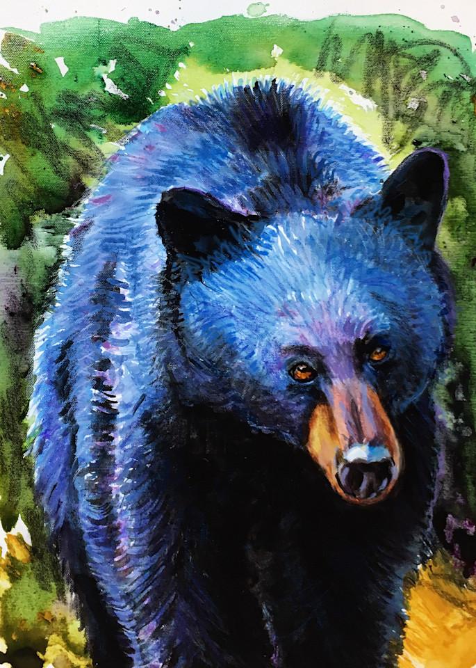 Bear 1 300 Art | Charles Wallis