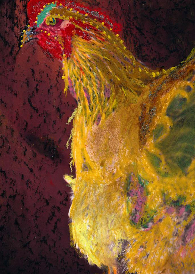 Sparkly Chicken