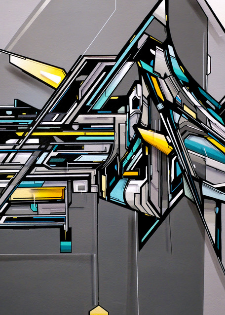 Trifulgate   Circad'ii Art   IAH Digital