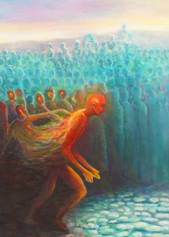 I Feel You Art | Charles Wallis