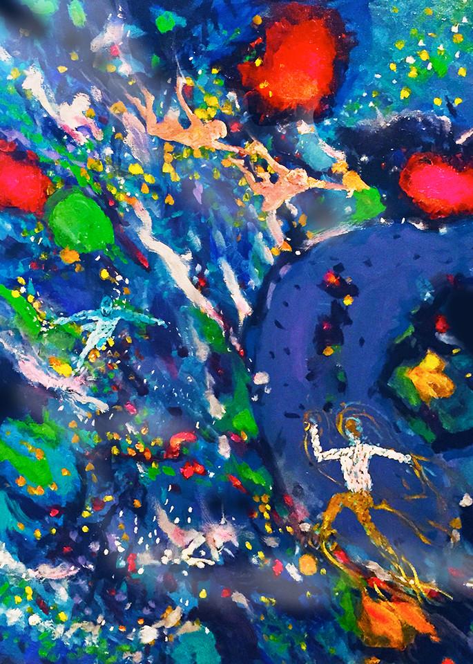 Vivid Dreams, Racing Brain And Discontent Art | Charles Wallis