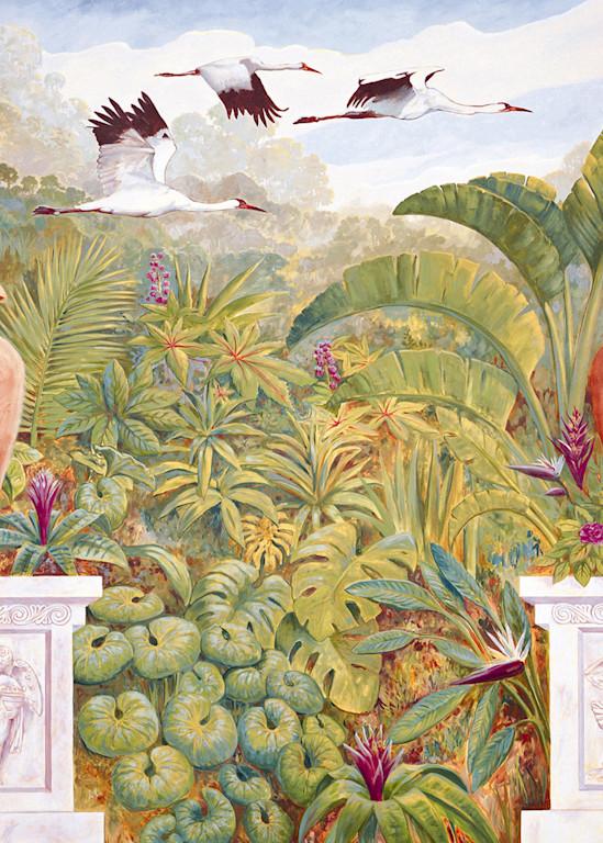 Sojourn   Murals in Classical Style   Gordon Meggison IV