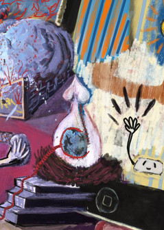 Janus Art | Wet Paint NYC