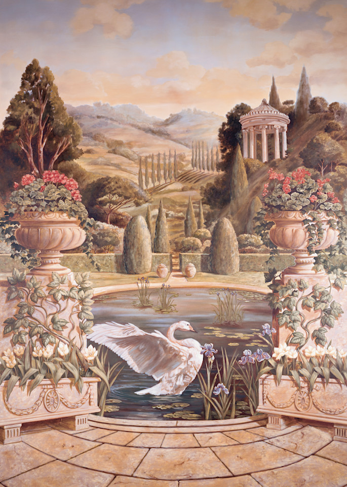 Sanctuary Revisited   Murals in Classical Style   Gordon Meggison IV
