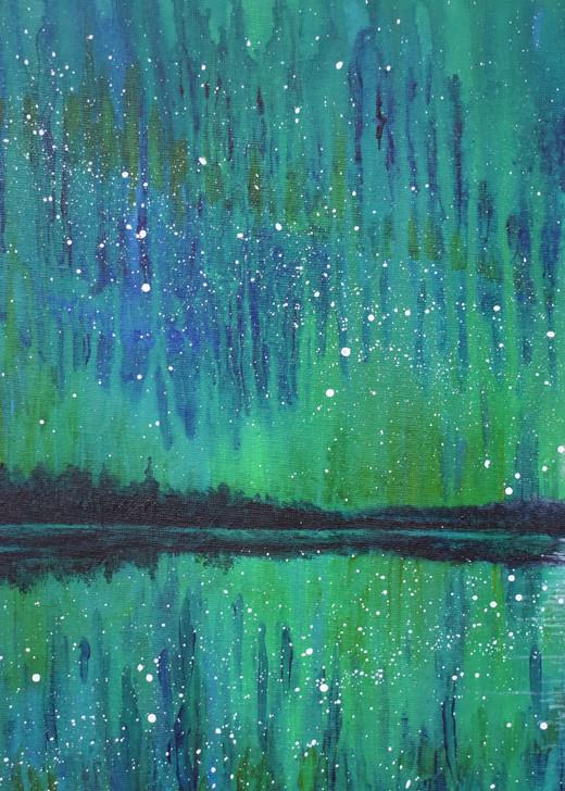 Midnight Grandeur Art | ArtPartner