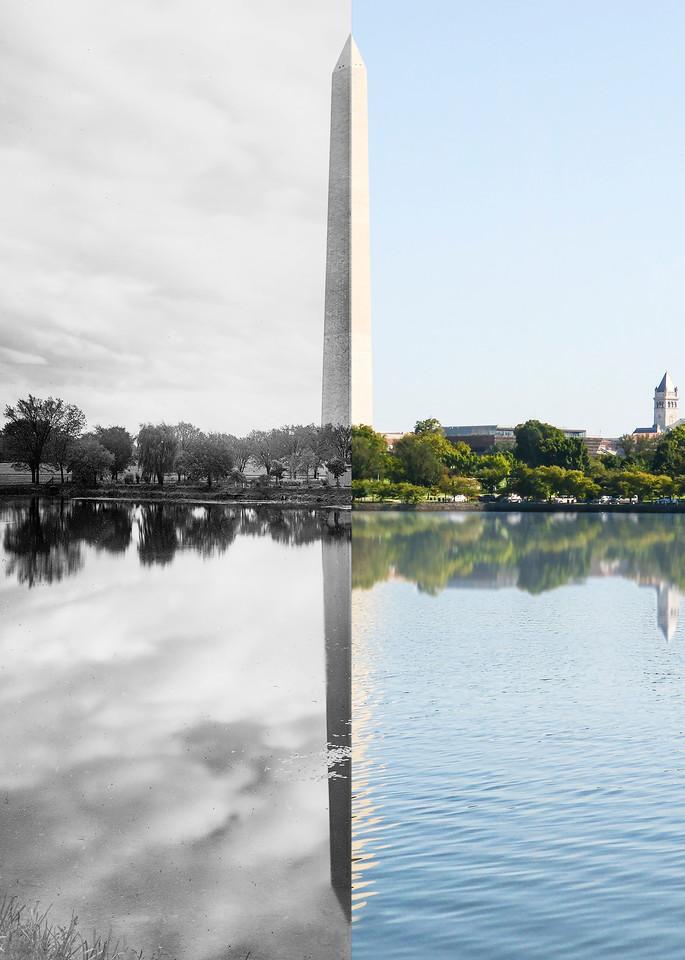 Washington Monument Art   Mark Hersch Photography
