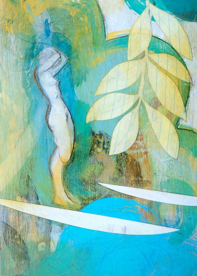 Morning Flow Maui Art for Sale - Hawaii Artist Brad Huck on Wet Paint NYC - Hawaiian Art - Eco-Friendly Prints on Canvas, Paper, Acrylic and Metal