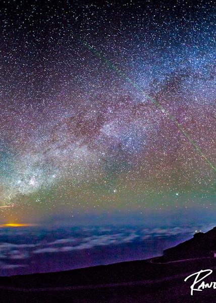 Milky Way Big Island