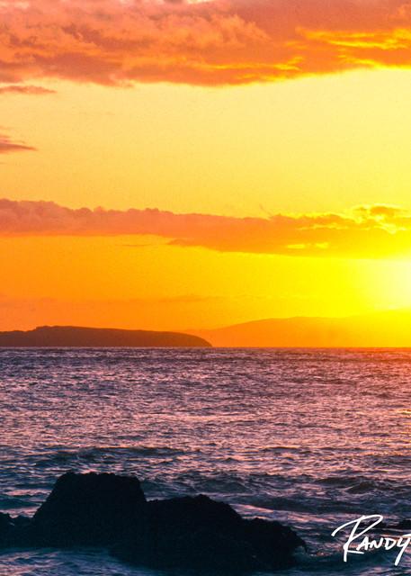Molokini Sunset