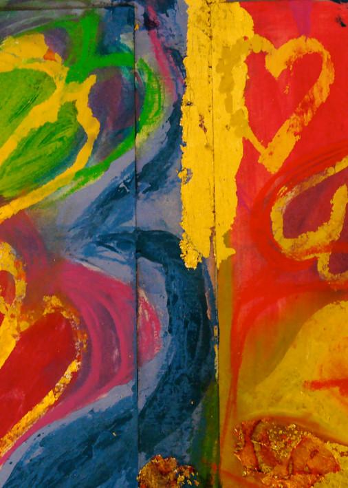 Heart 7 Art | Pam White Art