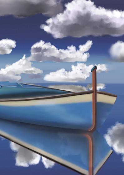 Adrift Art | Dave Fox Studios
