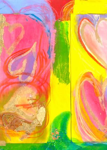 Heart 4 Art | Pam White Art