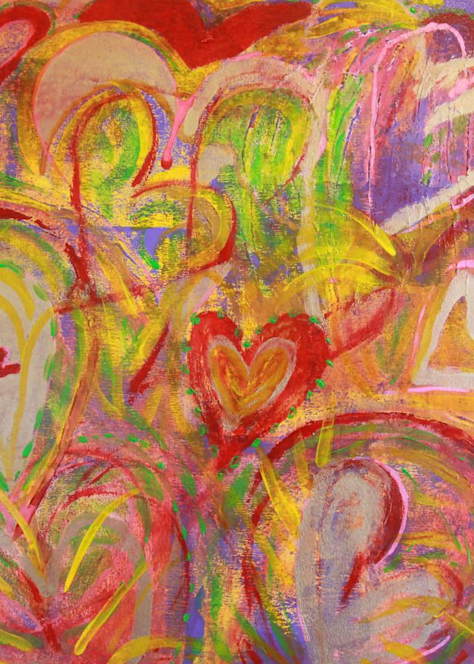 Heart 8 Art | Pam White Art