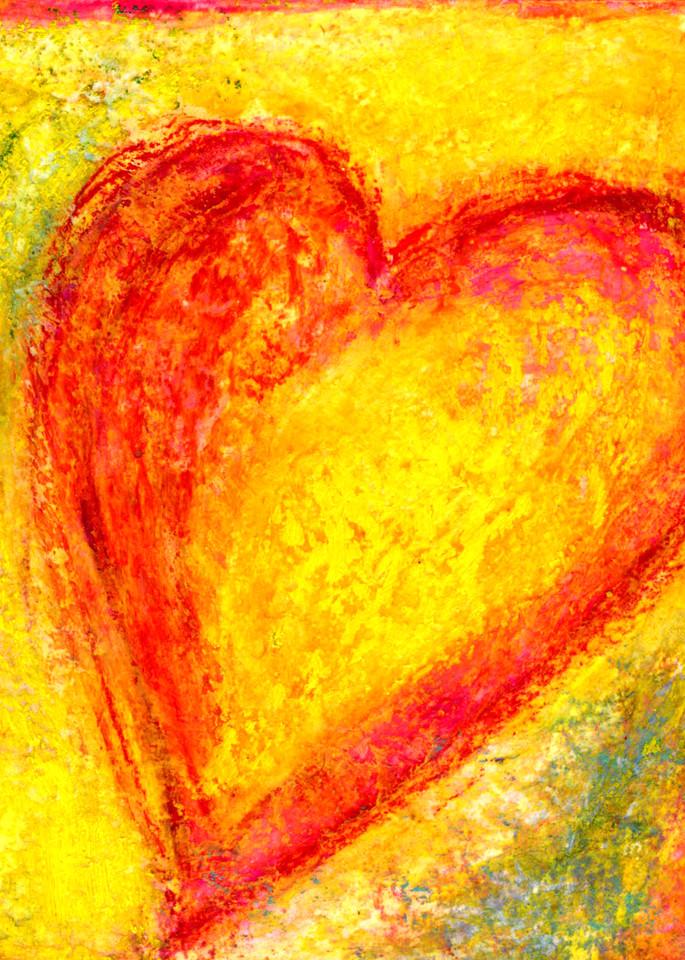 Heart  13 Art | Pam White Art
