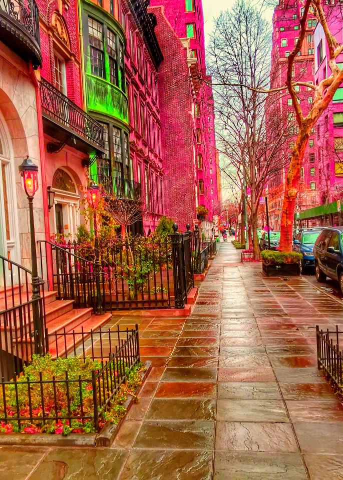 Streets Of Manhattan Photography Art | Cynthia Cincotti Art
