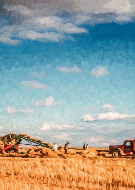 The Threshers Photography Art | Craig Edwards Fine Art Images