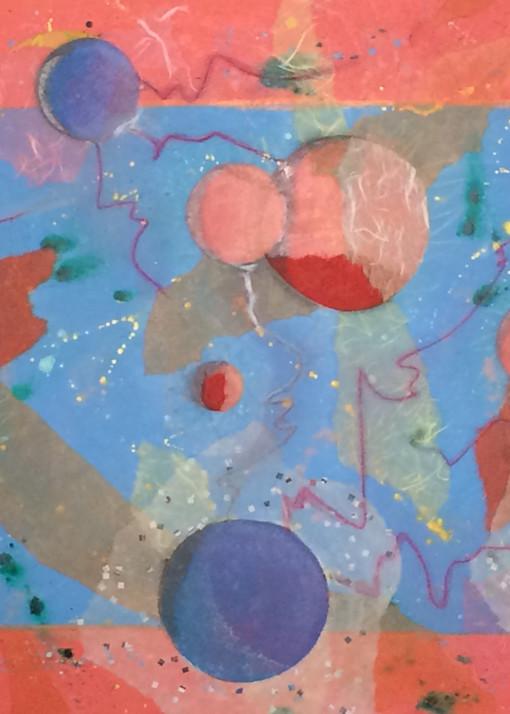 Space #8 Space Confetti