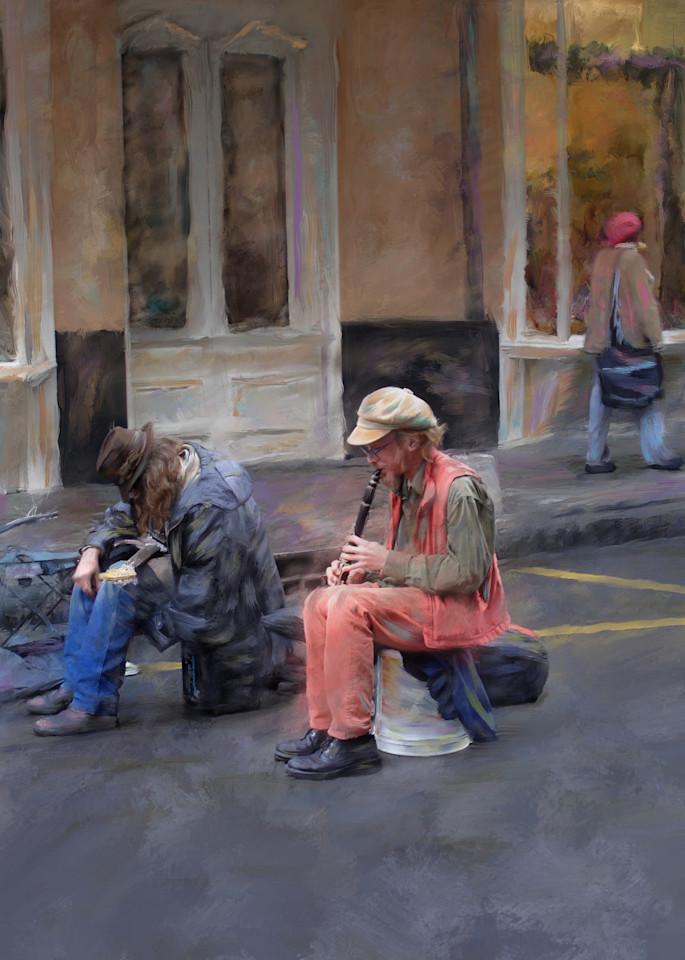 Fine Art Paint Sleeping On The Job Art | FortMort Fine Art