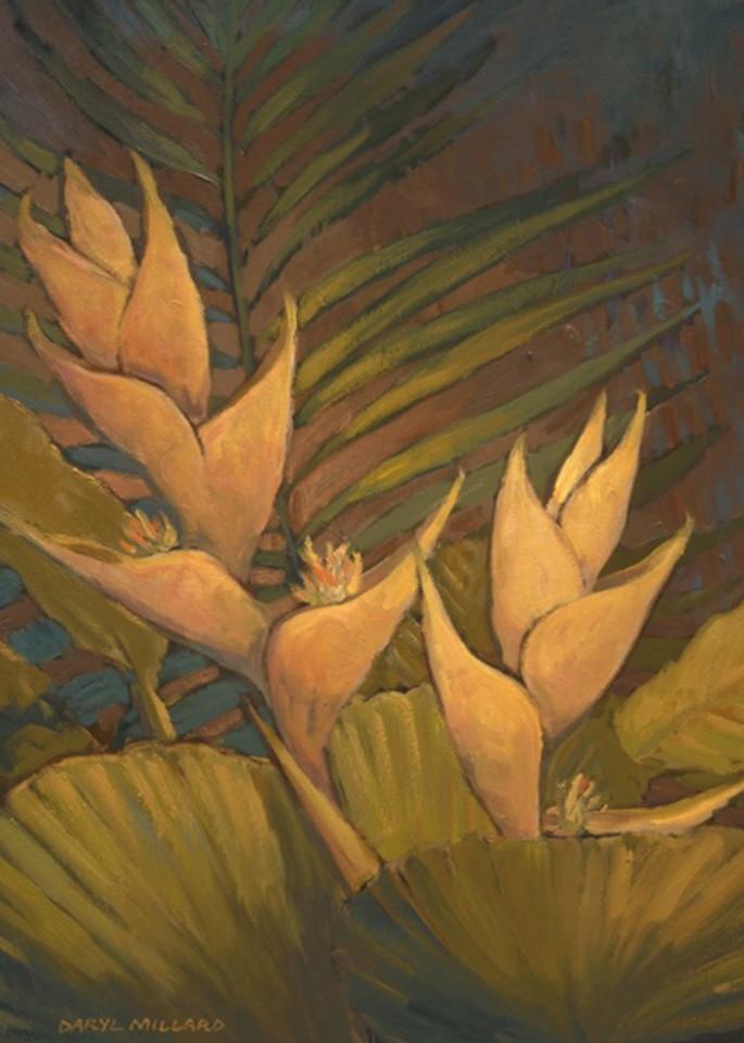 Golden Heliconia