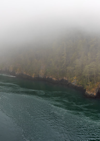 Deception Pass  Art | James Alfred Friesen