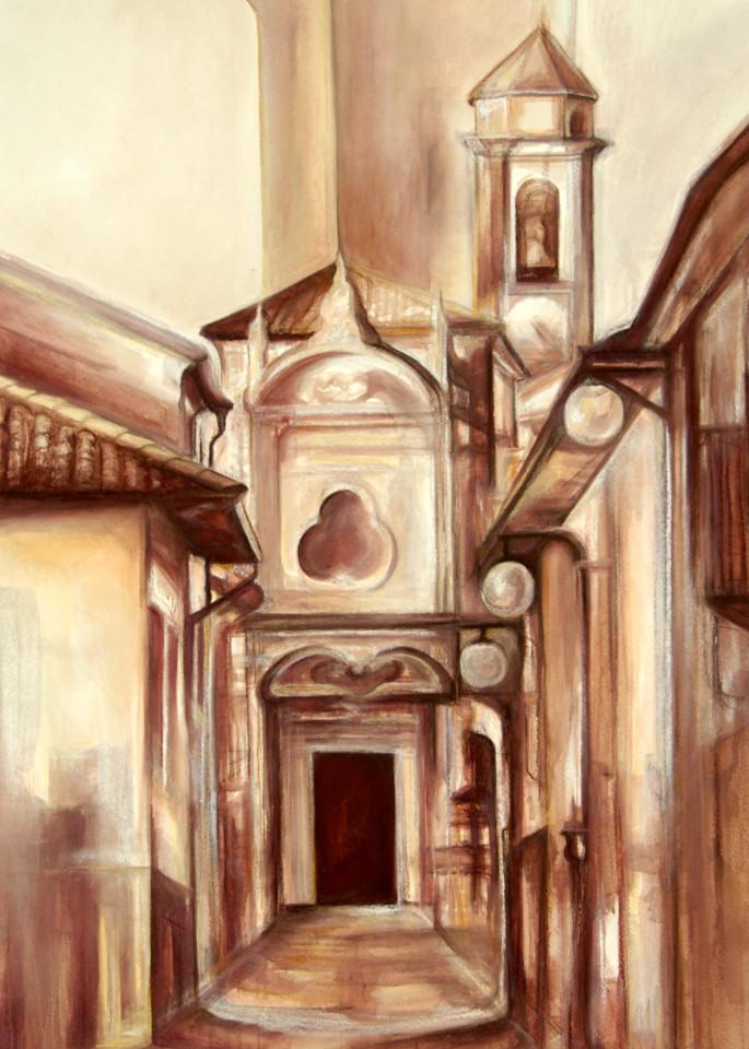 Torretta, fine art print by Christina LoCascio