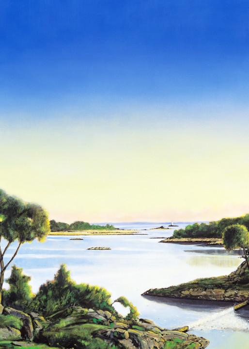 Scott's Cove Art | Sandy Garnett Studio