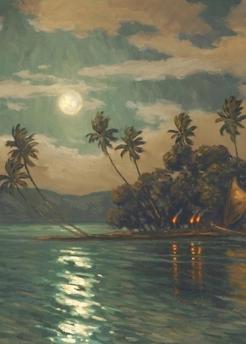 Hawaiian Moon