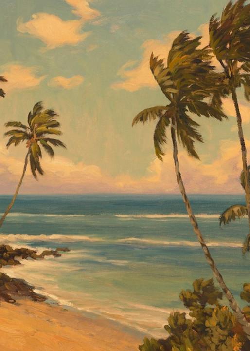 Hidden Beach by Daryl Millard