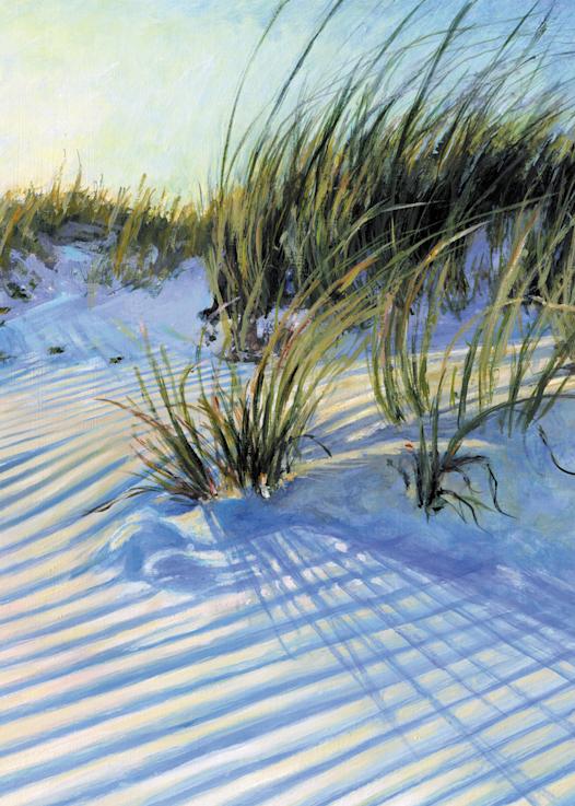 Sea Oats Print