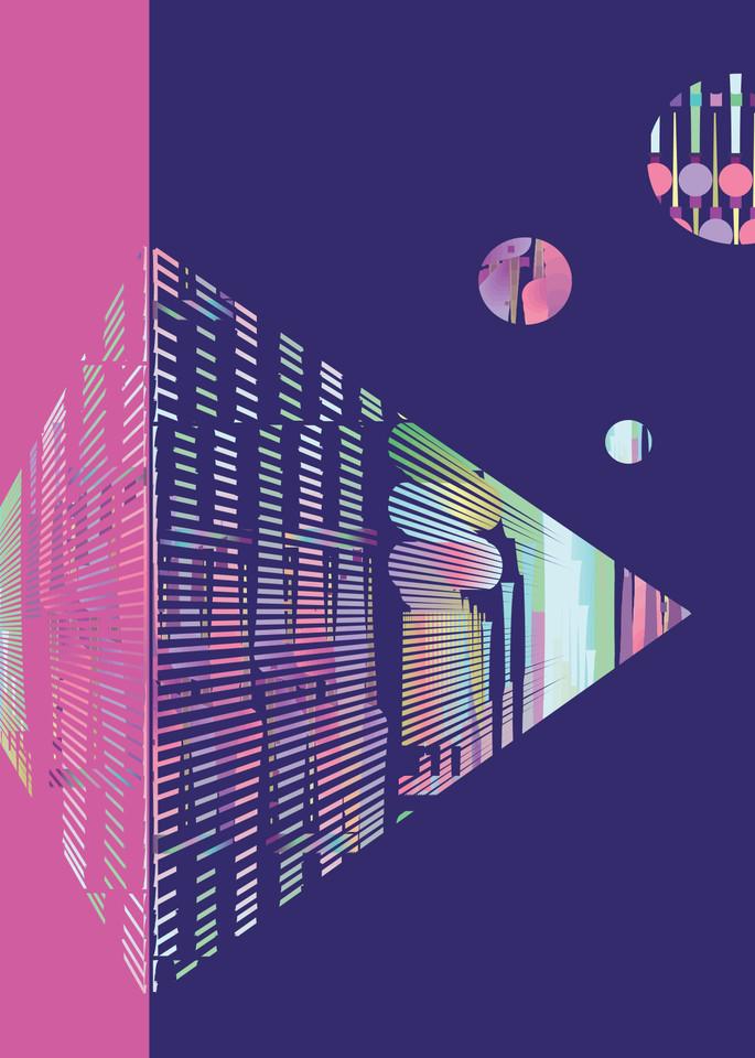 spectrum, vortex, patterns, wall art, art