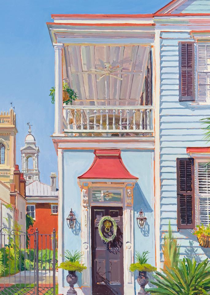 City Of Churches / Print Art | Crystal Moll Gallery