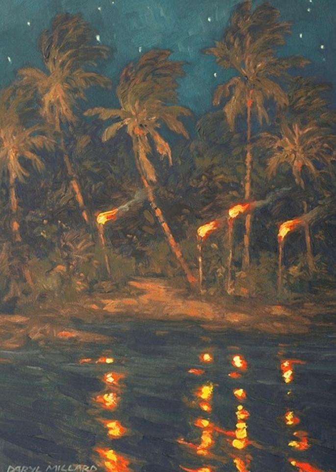 Starry Night Tikis