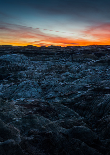 Bisti Badlands, New Mexico, Photography, bisti wilderness, pre dawn, dawn, landscape, lava