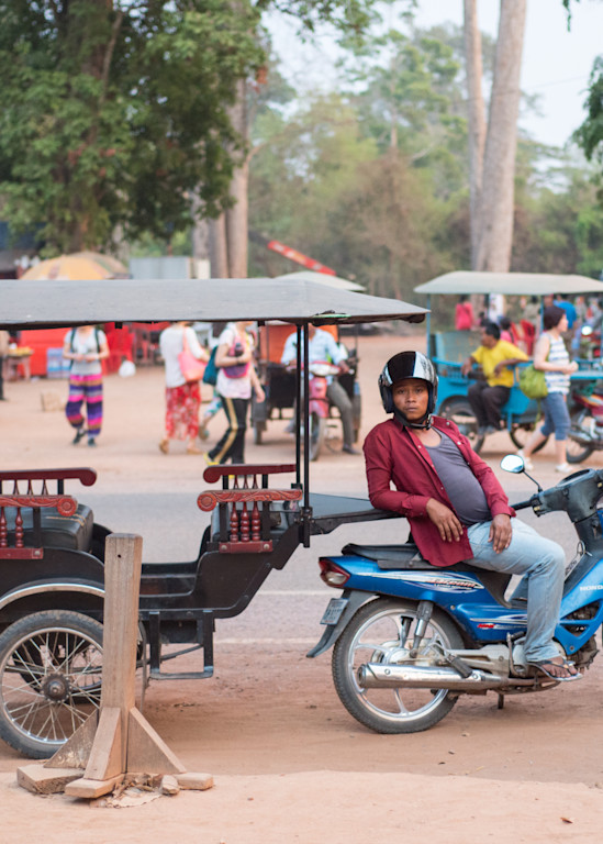 Cambodian Tour Guide