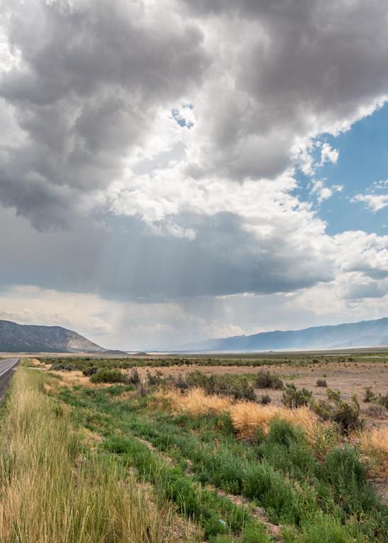 Utah Rain Clouds