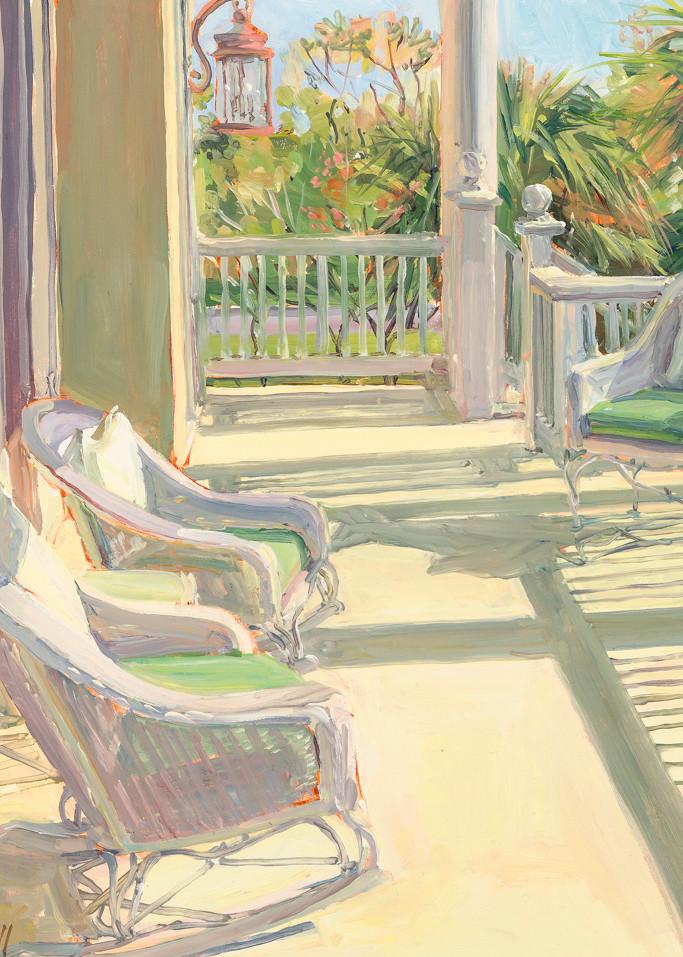 My Porch / Print Art | Crystal Moll Gallery