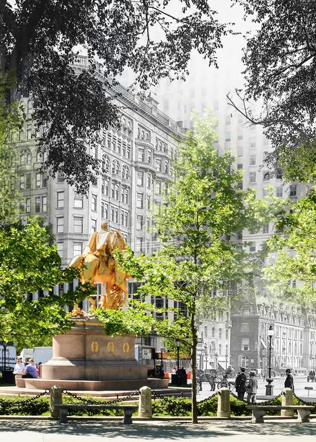 Central Park Art | Mark Hersch Photography