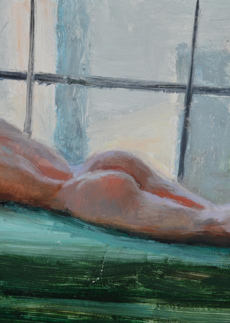 """High Society Nude"" print by Eric Wallis"