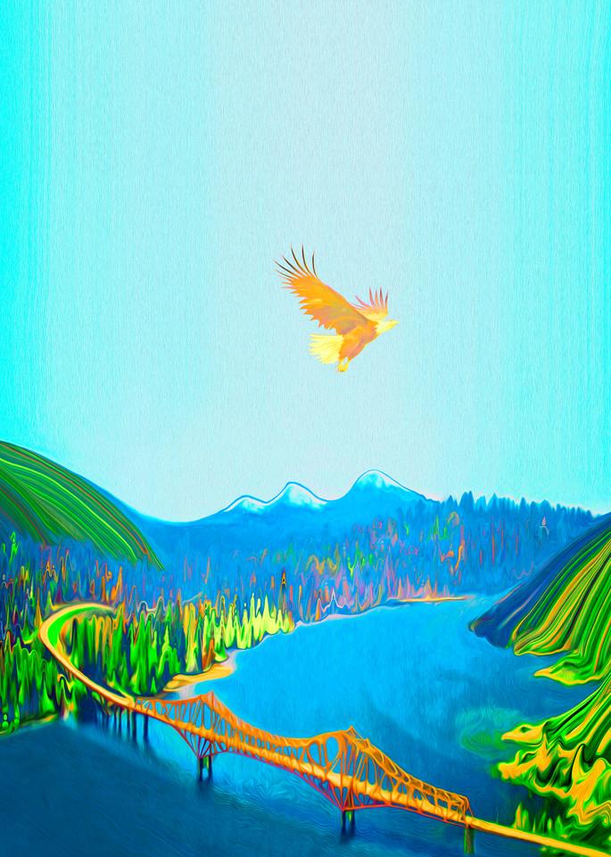 Under My Wing Art | shawn morris creative