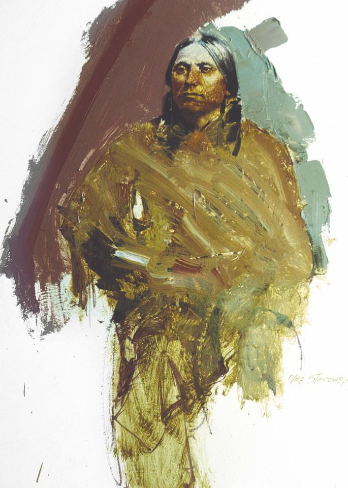 Quannah Parker Art | Lesa Delisi, Fine Arts