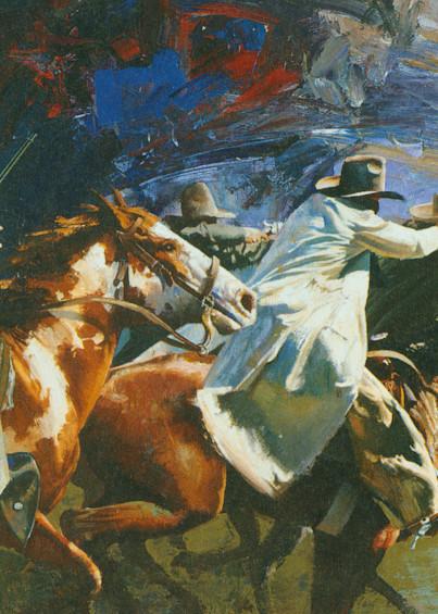 The Raid Art | Lesa Delisi, Fine Arts