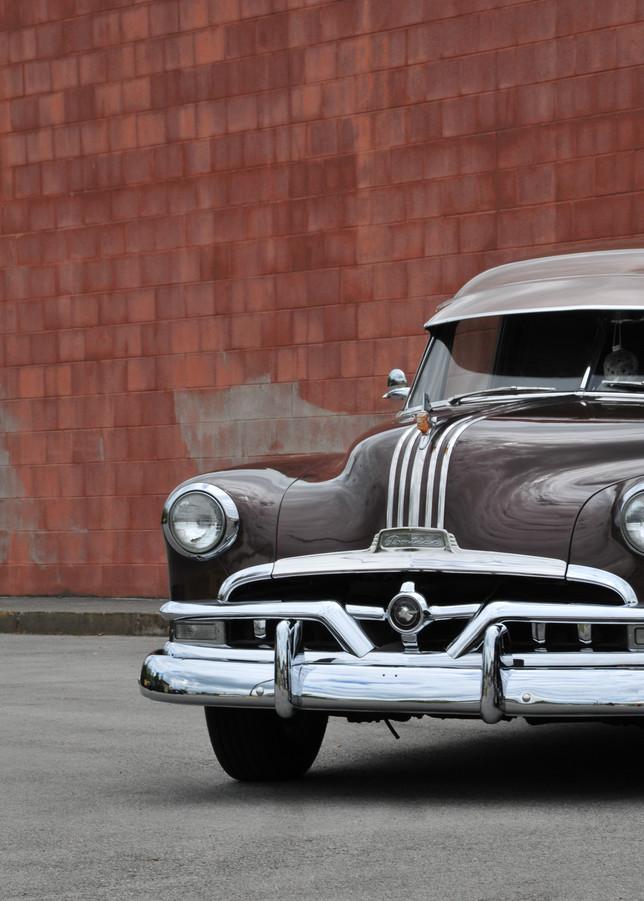 The Pontiac Delivery Art | Artist David Wilson