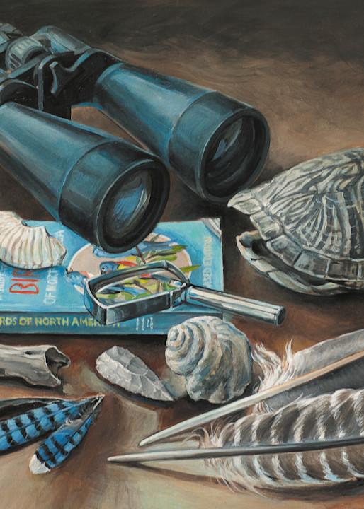 Hiker's Treasure Fine Art Print