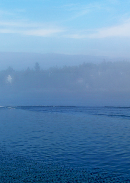 Vista from Chi-Cheemaun Ferry  Print